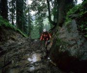 stock-photo-hiking-woman-hampta-trek-kullu-india-17853154