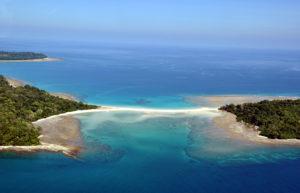 Ross and Smith Island, Andaman and Nicobar Island