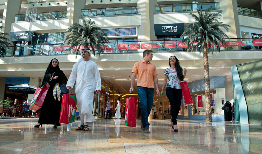 List of Shopping Places in Dubai