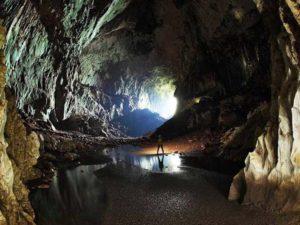 Mawsmai Caves, Cherrapunji
